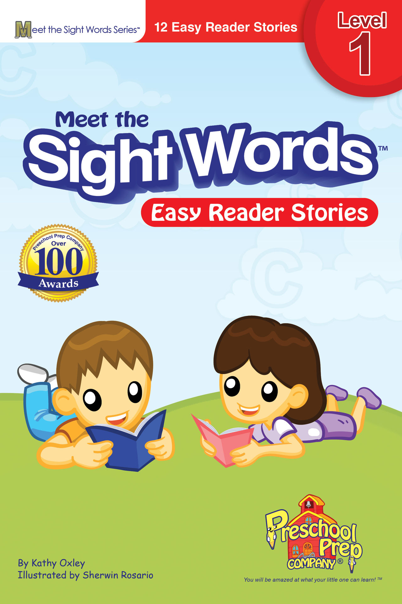 Meet The Sight Words Level -1 book for sight words