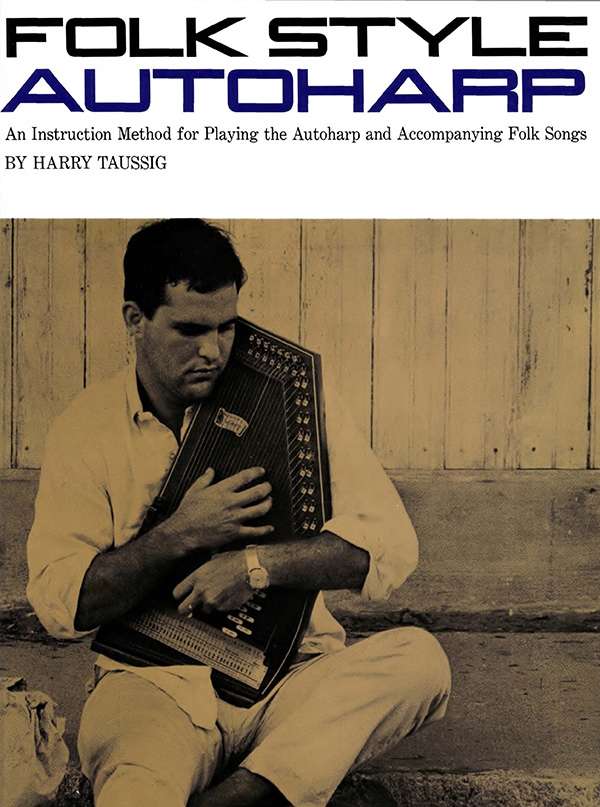 Folk Style Autoharp by Harry Taussig