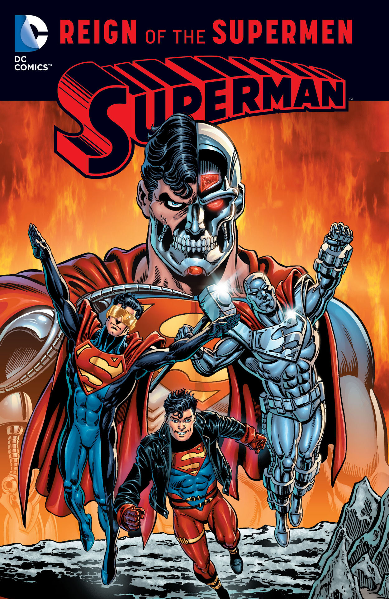 Reign Of The Supermen - Comic