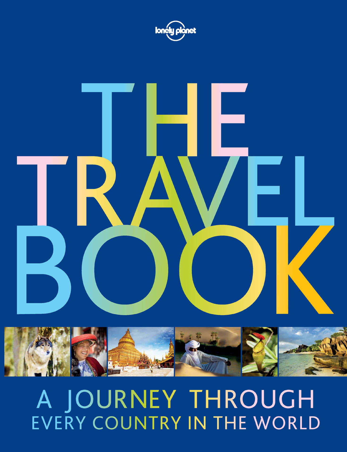 LMG Book Club: The Travel Book