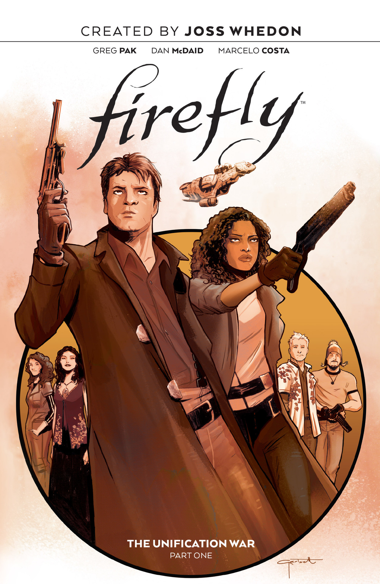 Firefly - The Unification War Volume 1